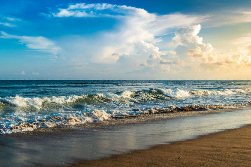 Famous beaches in Odisha, including the one that glows at night!