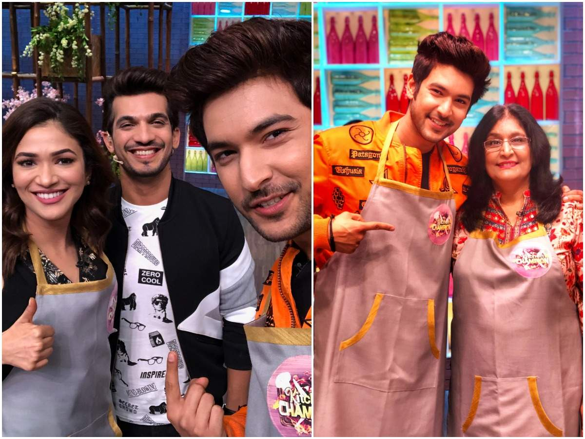 Shivin Narang On Featuring In Kitchen Champion It Was A