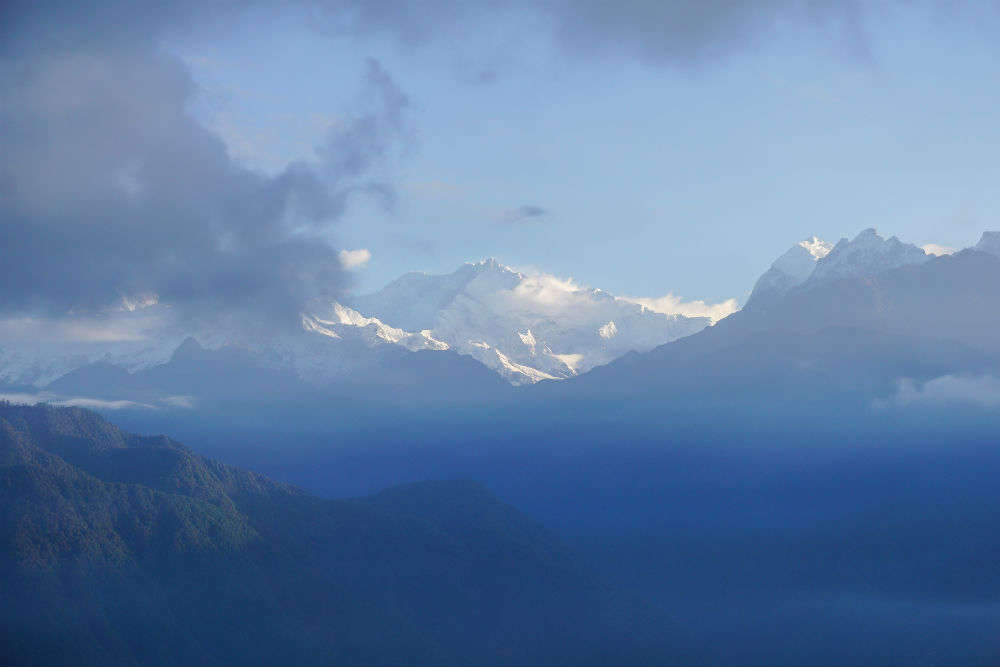 Treks in West Bengal - traversing the magical mountains