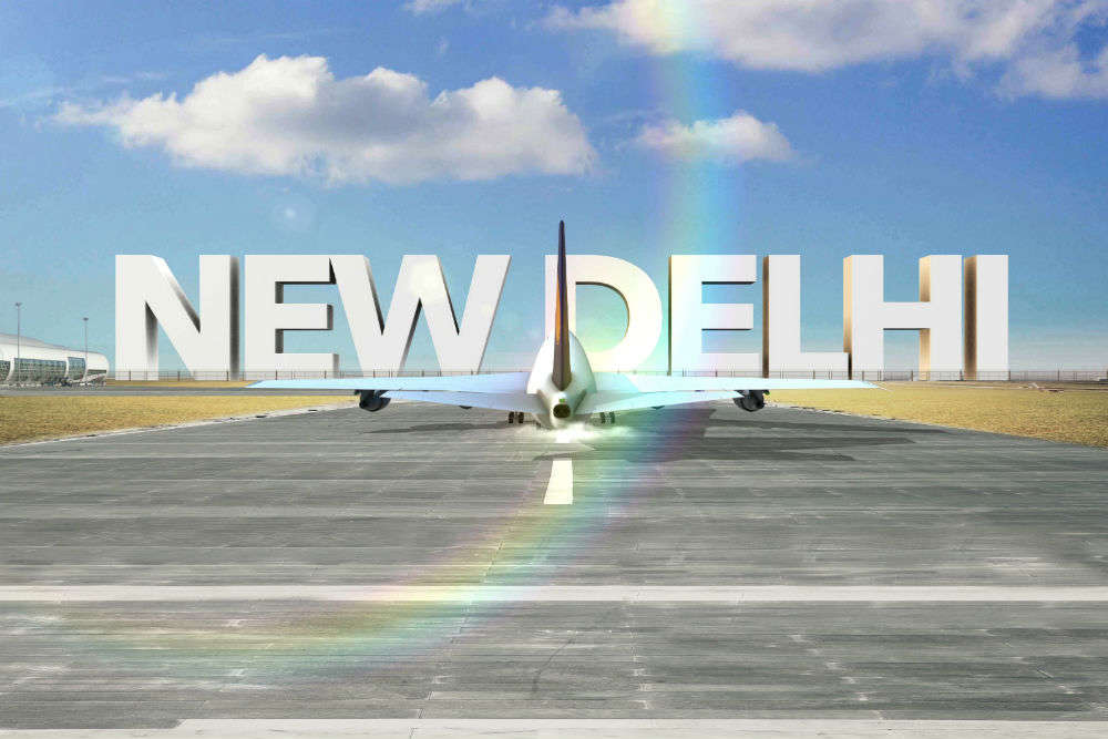 Delhi's IGI Airport to have an Air Train connecting its terminals to metros