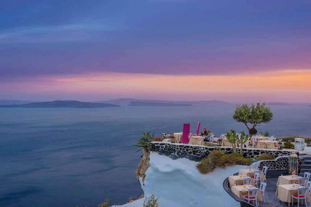 Meals with a view: restaurants with great vistas