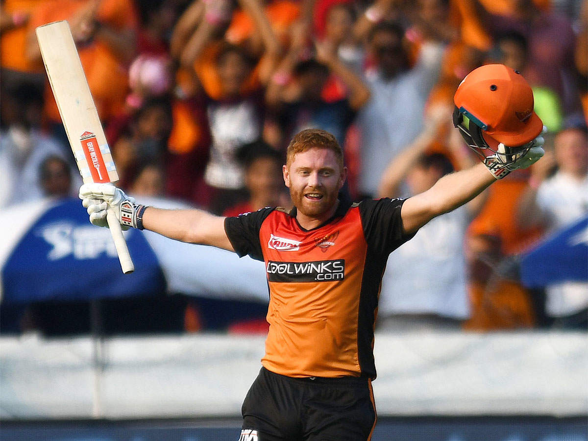 Jonny Bairstow is attacking batsman for Sunrisers Hyderabad