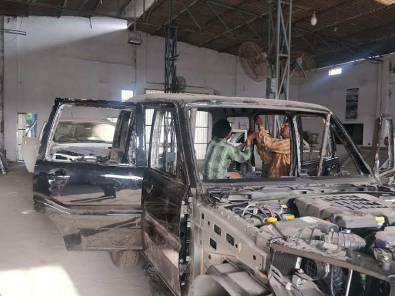 Politicians rush to Jalandhar to get bulletproof vehicles