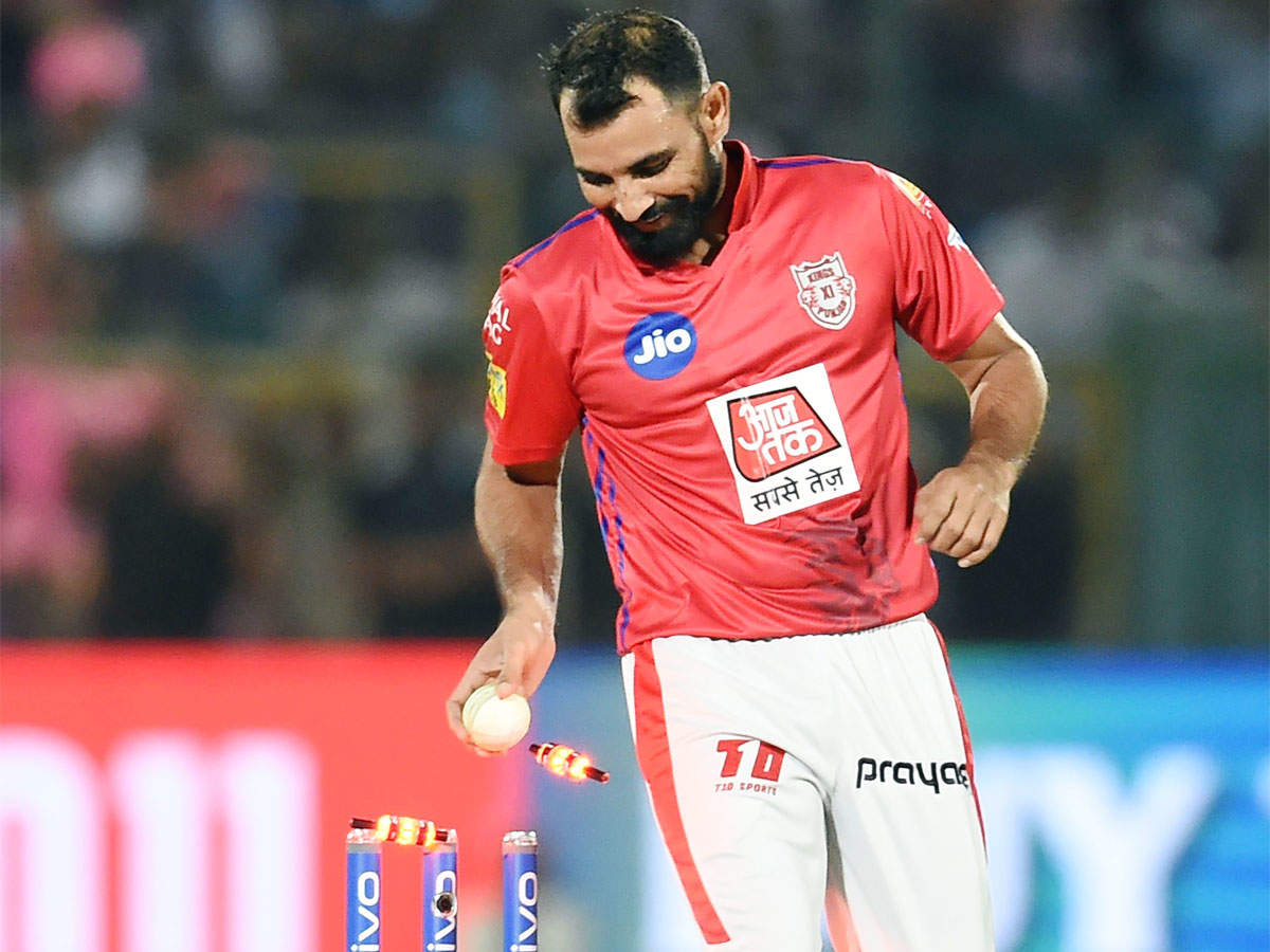 IPL 2019: I am at my fittest best, says Mohammed Shami | Cricket News - Times of India