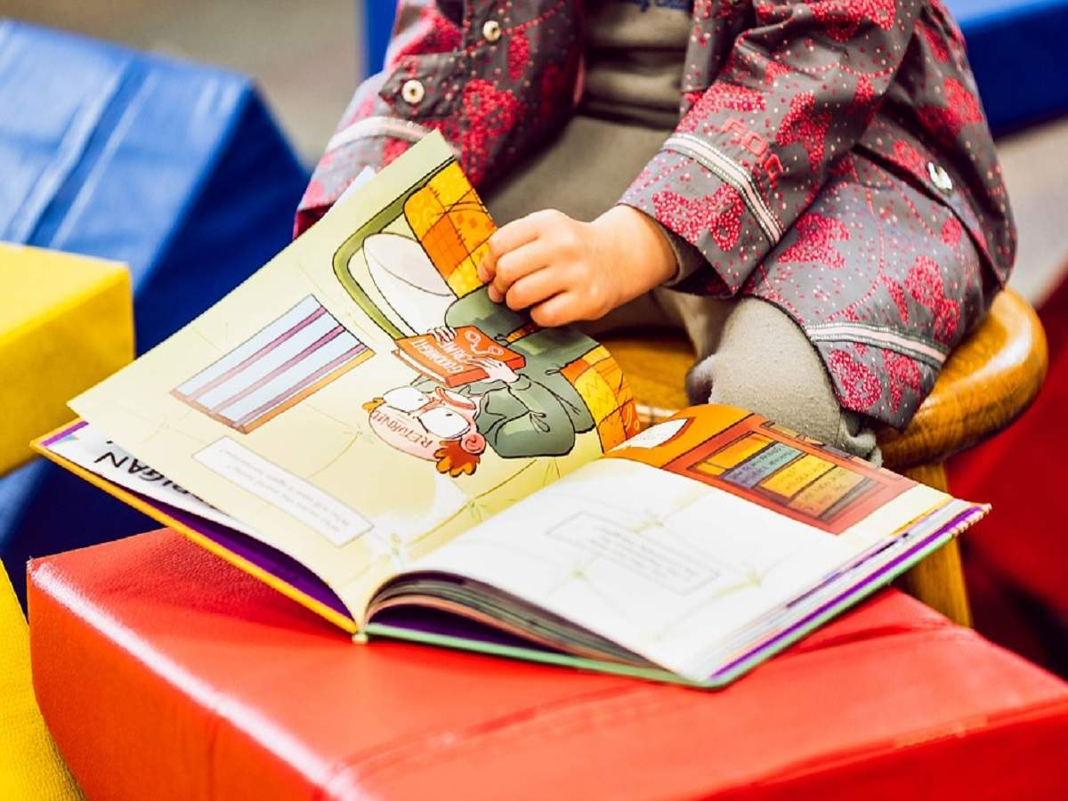 Kids Who Are Read To Before Kindergarten Have A 'Million ...