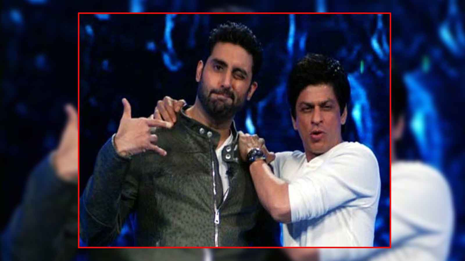 Shah Rukh Khan S Reply To Abhishek Bachchan S Motivational Post Will Leave You In Splits