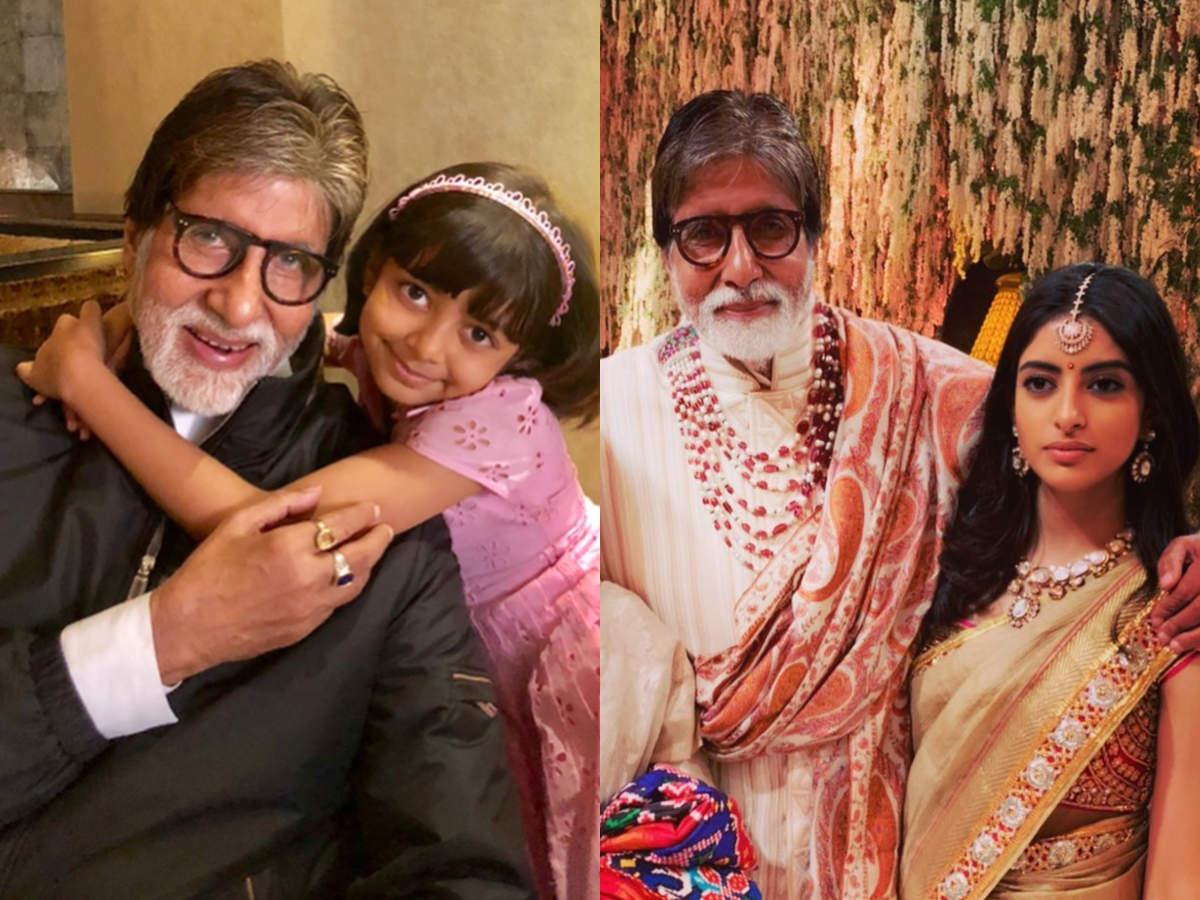 Amitabh Bachchan reveals how he never lets Aishwarya Rai