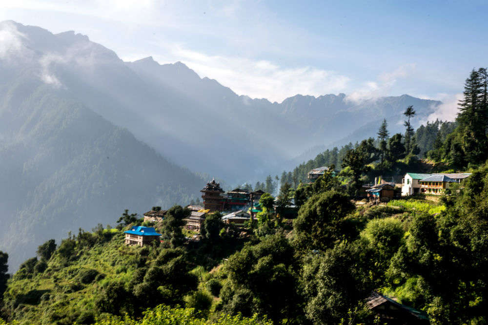 This is what makes Kullu famous as the Valley of Gods