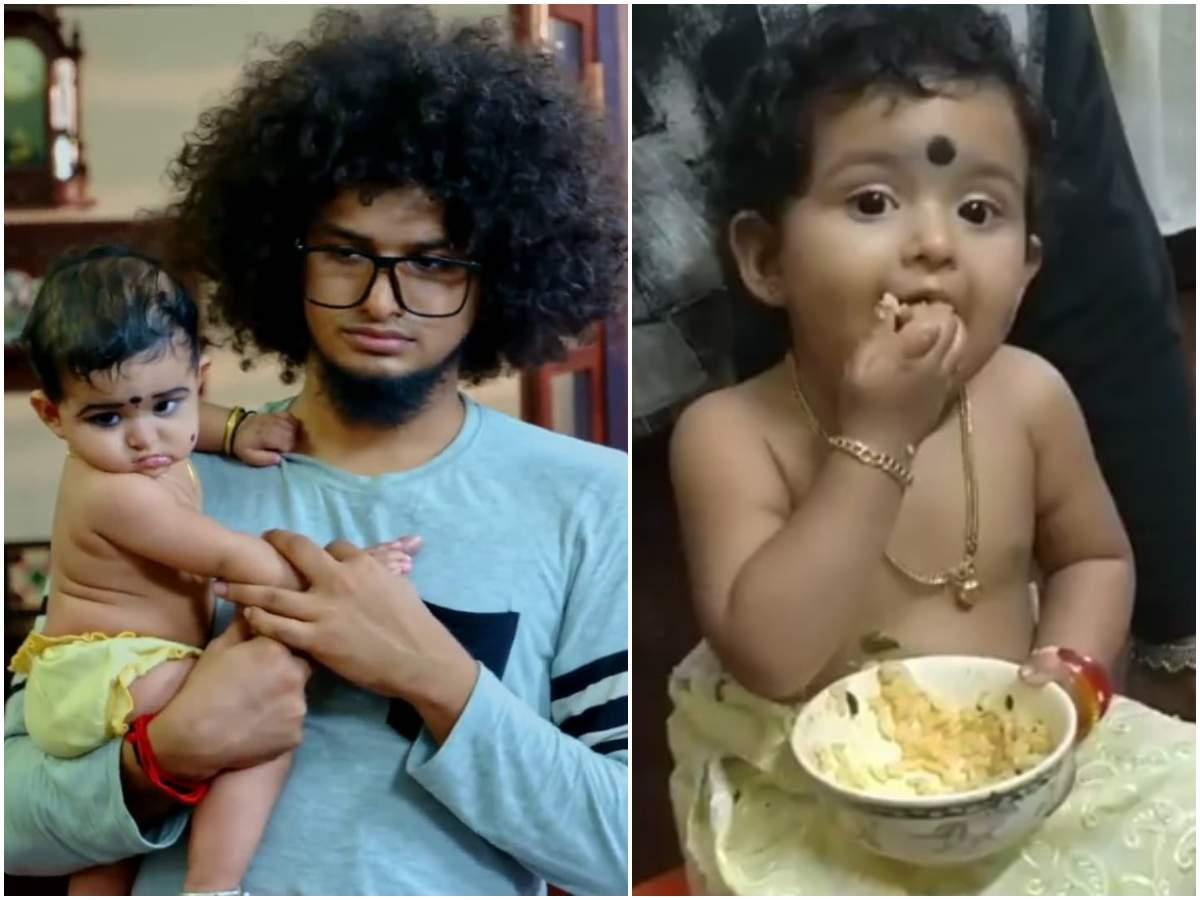 Parukutty: Uppum Mulakum: Parukutty surprises her on-screen brother