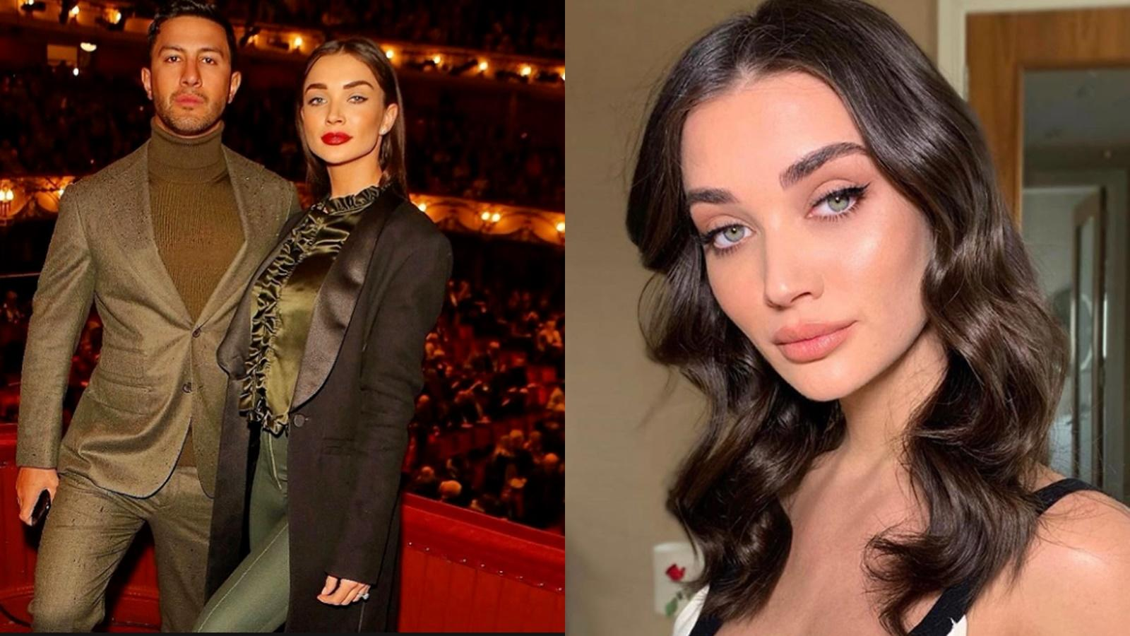 Amy Jackson and boyfriend George Panayiotou are officially getting engaged  on this date!
