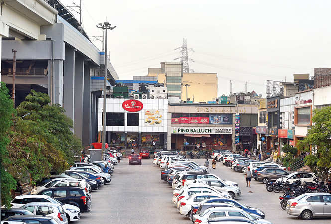 The Noida Electronic City Metro Station is a boon for Sector
