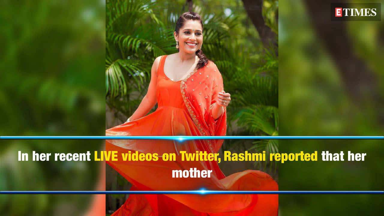 TV host Rashmi Gautam demands help for elderly people who couldn't vote  like her mother