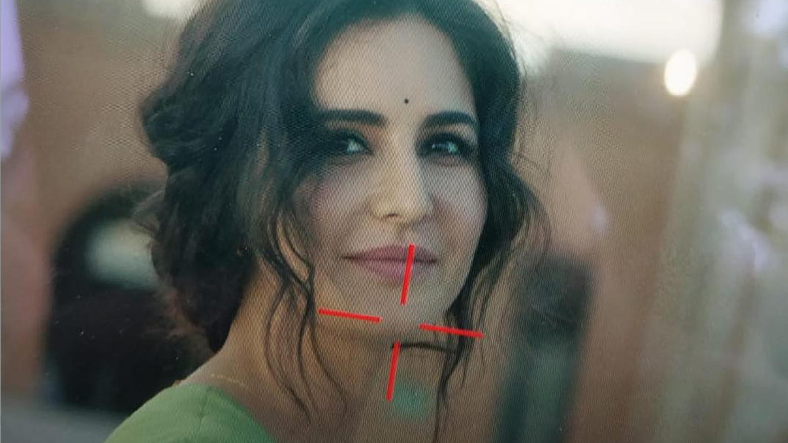 Katrina Kaif shares picture of her look from 'Bharat'