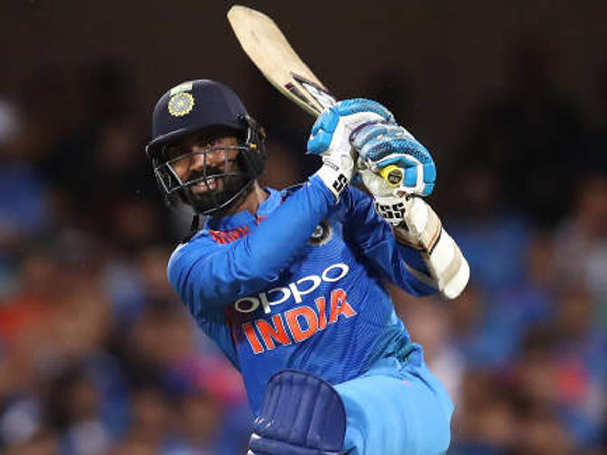 World Cup 2019 Indian squad: Dinesh Karthik makes cut, Rishabh ...
