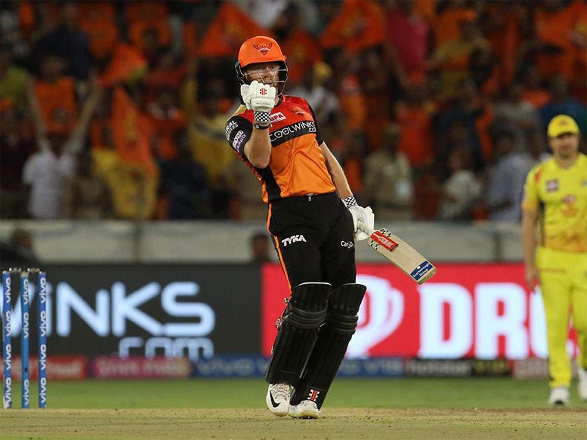 Srh Vs Csk Ipl 2019 Highlights Sunrisers Hyderabad Halt Chennai Super Kings Juggernaut With Six Wicket Win Cricket News Times Of India