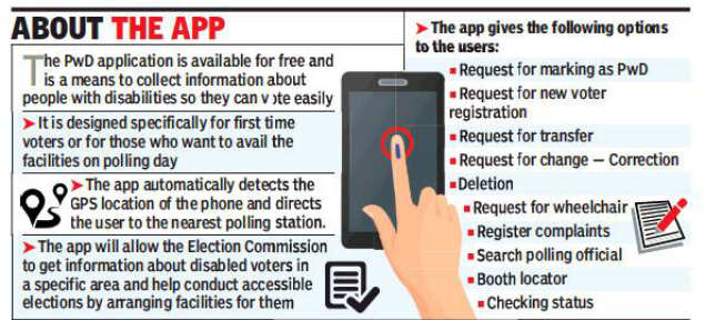 PwD voters to get free pickup & drop service, but