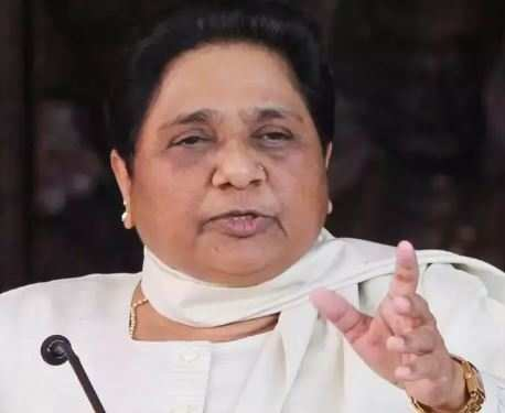 Do not fall prey to BJP allurements Congress Mayawati