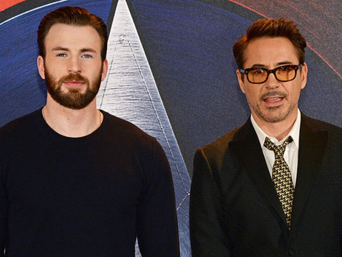 3cd24554e52 Robert Downey Jr gifts a customized car his co-star Chris Evans worth Rs 2  Crores