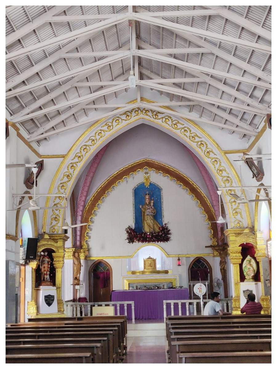 Portuguese churches take Chennai back in time | Chennai News - Times
