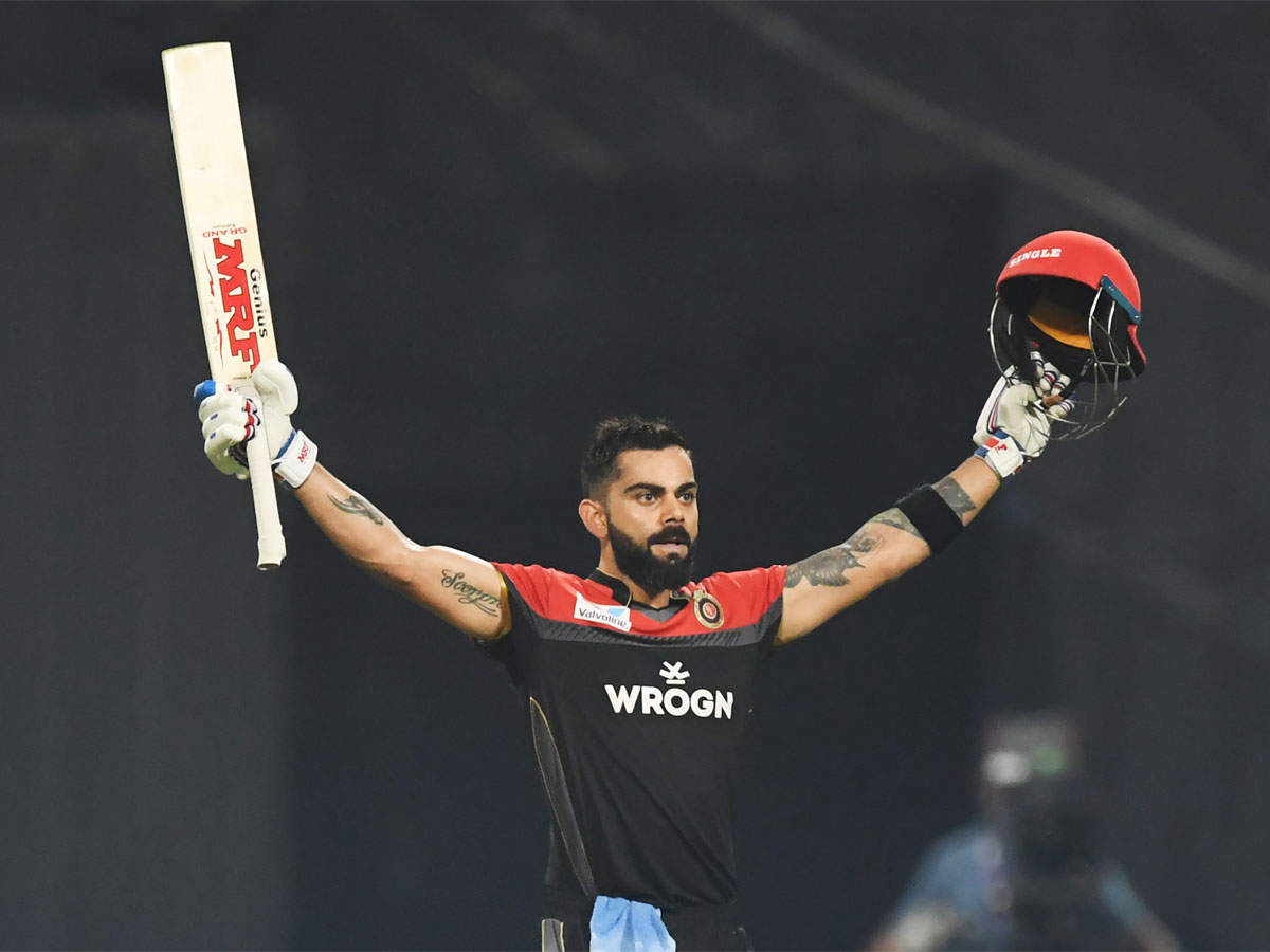 IPL 2019: AB de Villiers in awe of 'irrepressible' Virat Kohli   Cricket News - Times of India