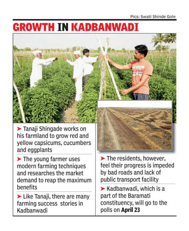 Along the road to success, farmers wait for 'Lal Pari