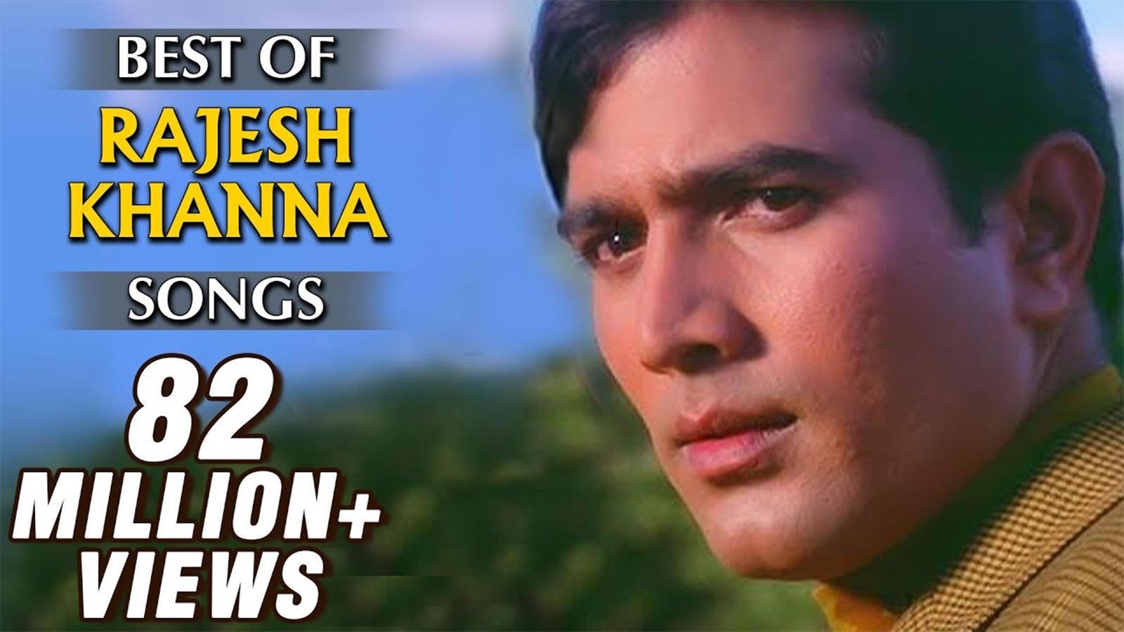Rajesh Khanna Hit Songs | Video Jukebox | Best Of Bollywood