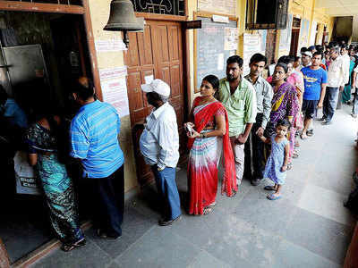 How to vote #india: How to Vote in Lok Sabha Election 2019