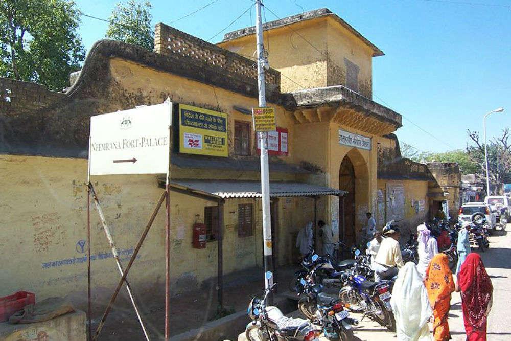 Neemrana baori is the alter ego of Neemrana fort