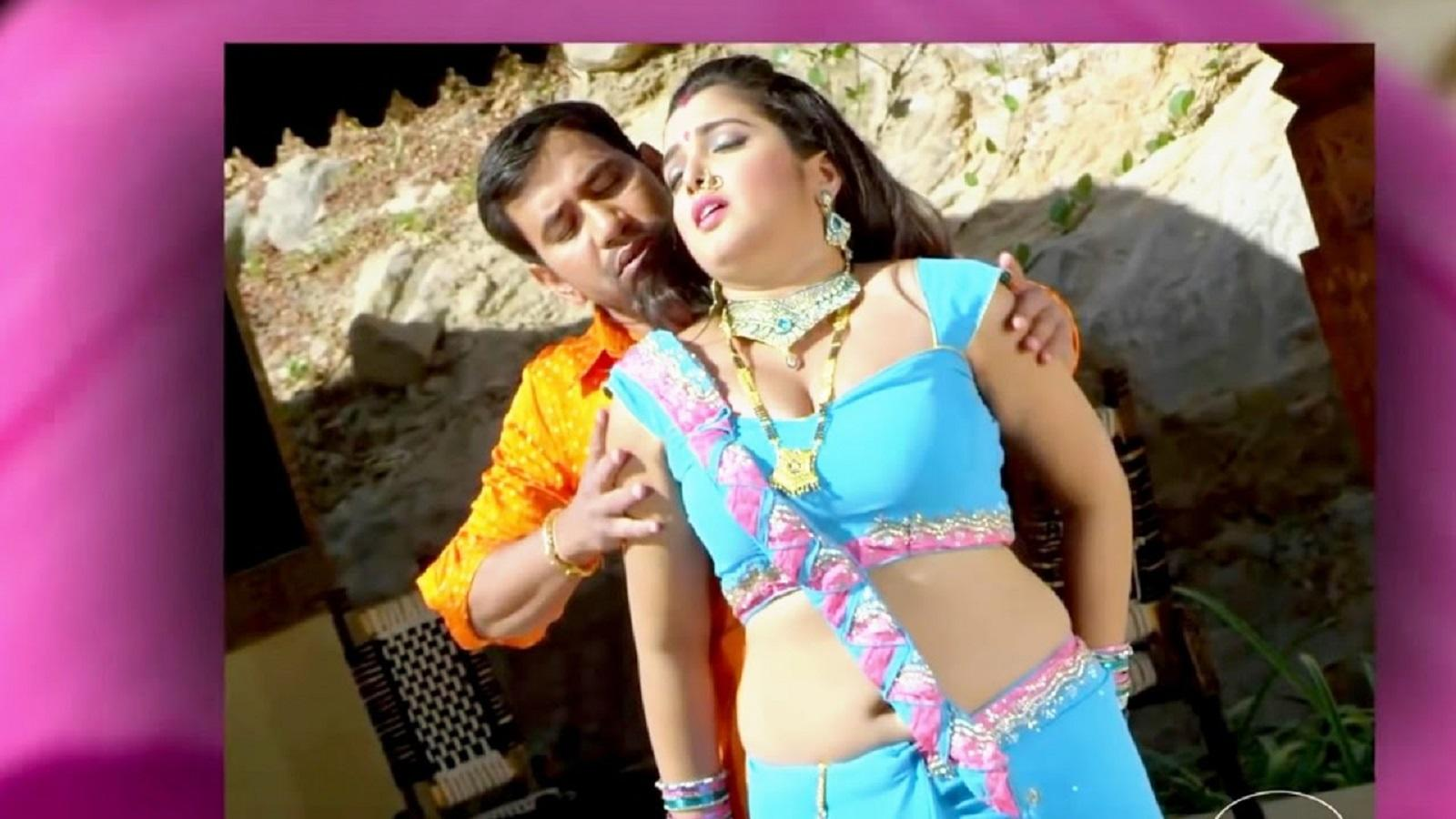 Watch: Hit Bhojpuri Song 'Chaddar Hili Ki Na Jaan' from 'Nirahua Chalal  Sasural 2' Ft  Dinesh Lal Yadav and Aamrapali Dubey