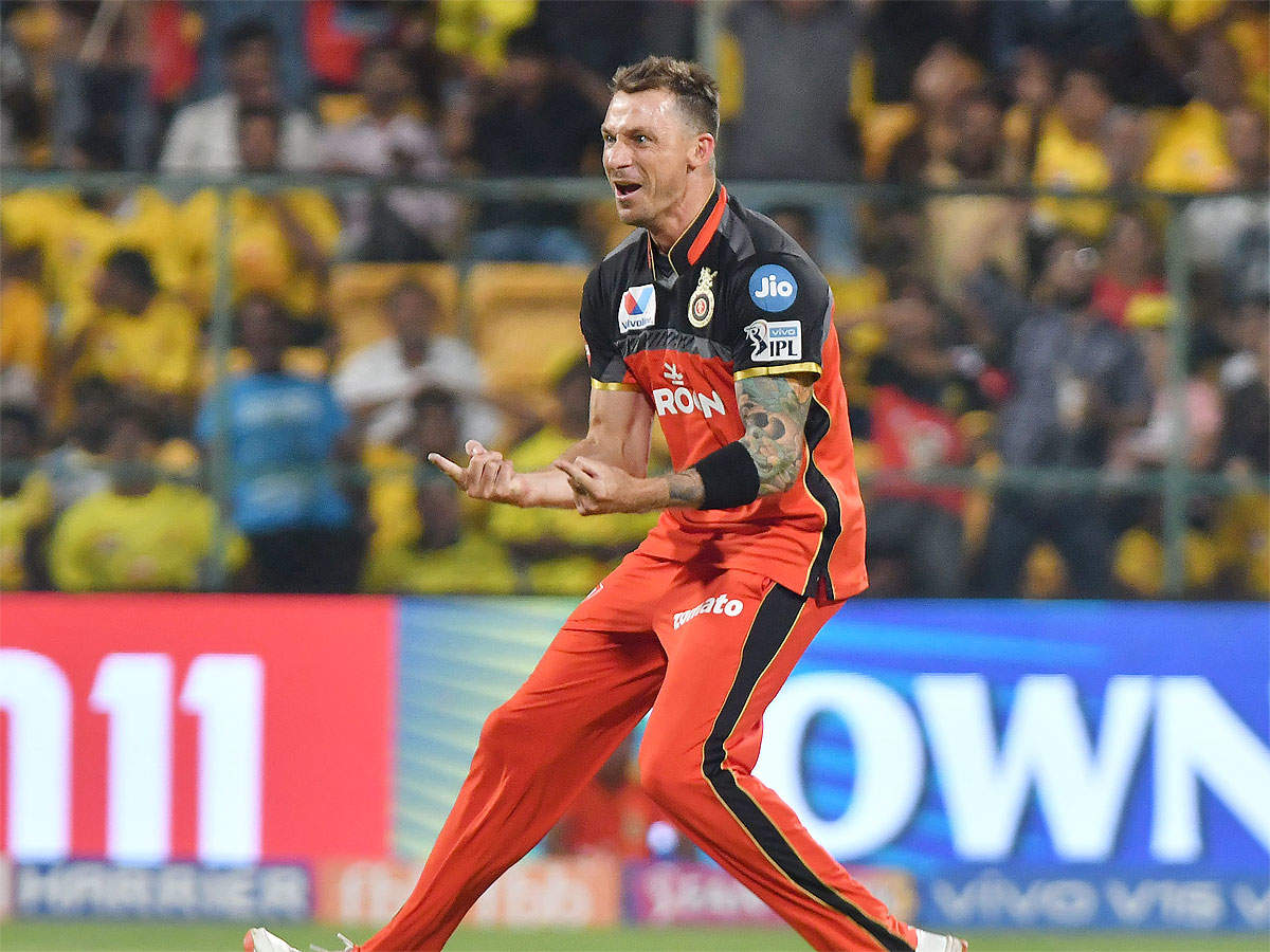 Dale Steyn ruled out of IPL after brief stint | Cricket News - Times of  India