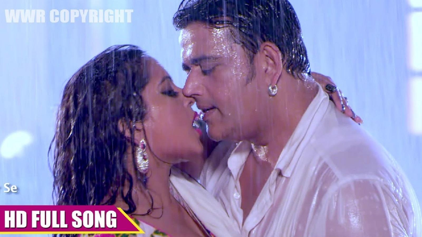 Watch: Bhojpuri song 'Saiyan Dekhi Na Aise Nazar Se' from 'Shahenshaah' Ft   Ravi Kishan and Anjana Singh