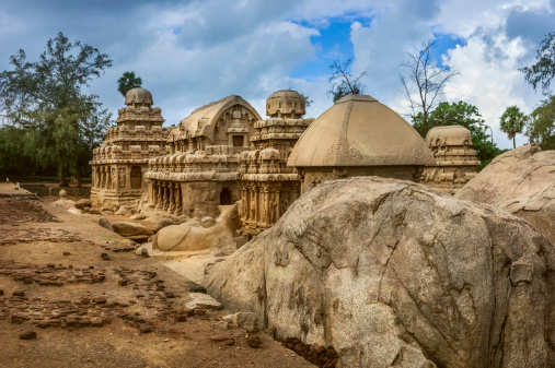 Why one should visit the magnificent Pancha Rathas at Mahabalipuram?
