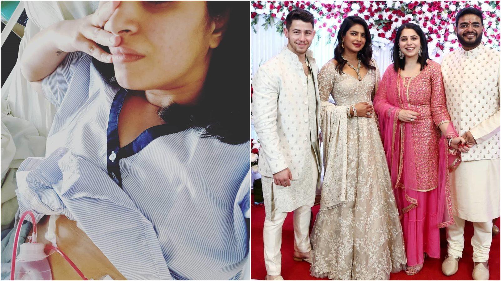 Priyanka Chopra Jonas' brother Siddharth's wedding postponed after  bride-to-be undergoes emergency surgery?