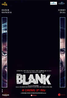 Blank Movie Review {2 5/5}: Critic Review of Blank by Times
