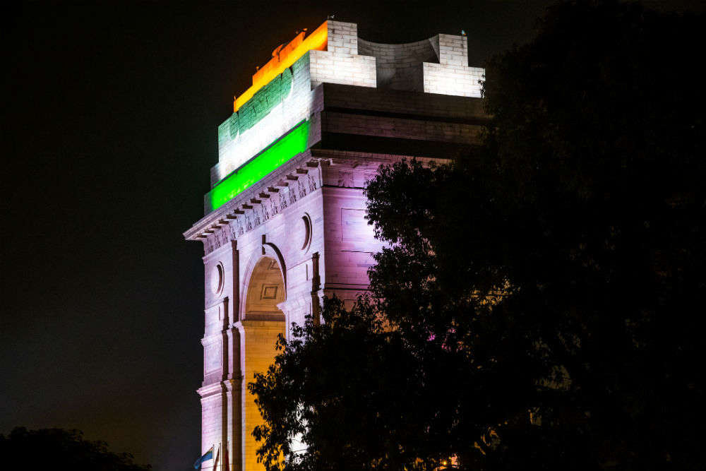 Delhi skyline to get lit with history