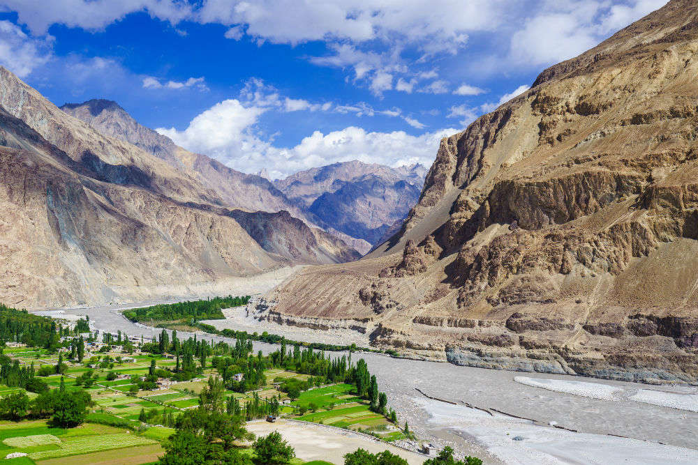 ​Border tales: This village by River Shyok deserves a place in your Ladakh itinerary