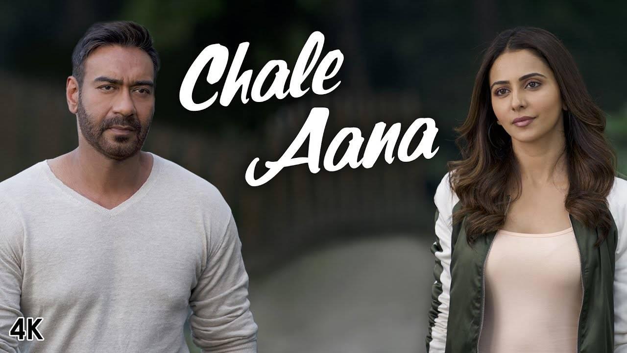 Chale Aana song Lyrics In English Translation  Hindi   De De Pyar De   Arman Malik  Ajay Devgan