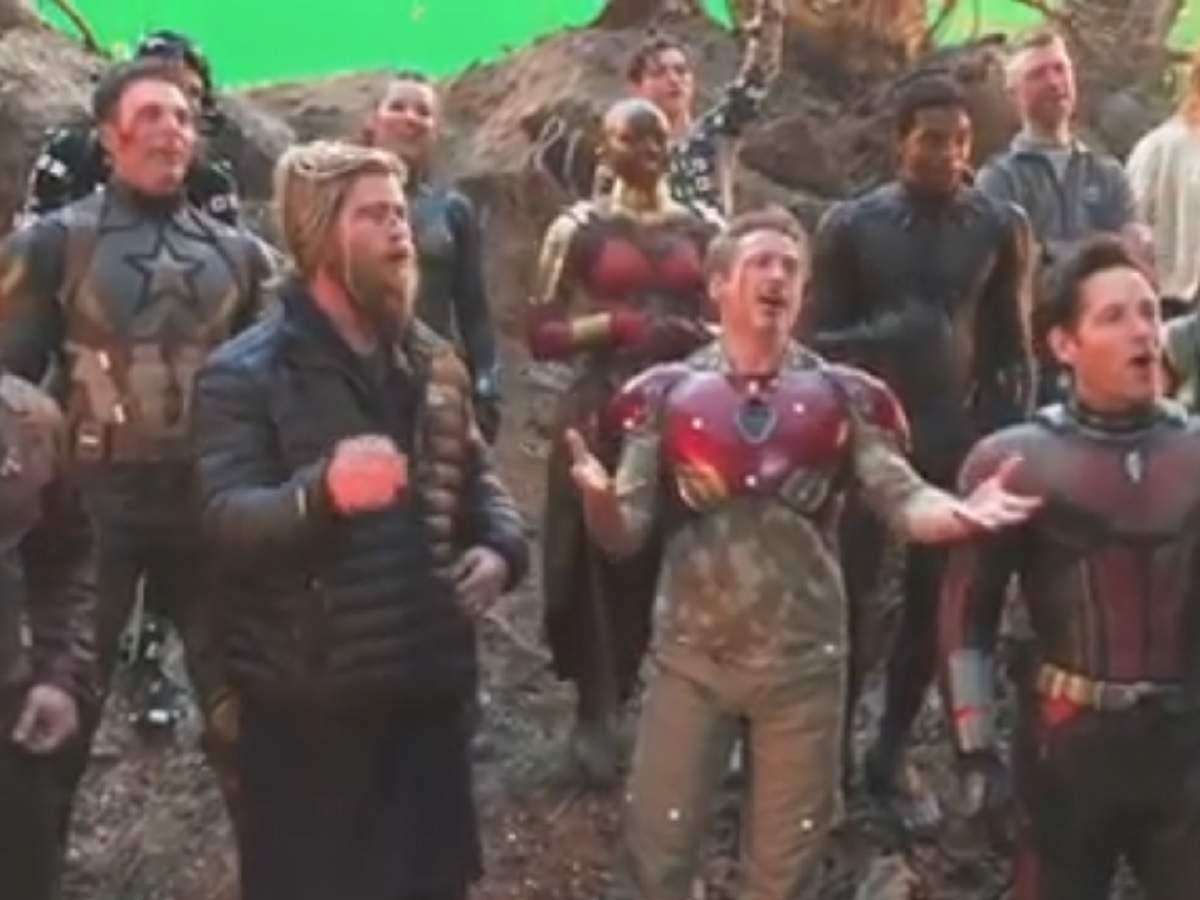 avengers endgame full cast