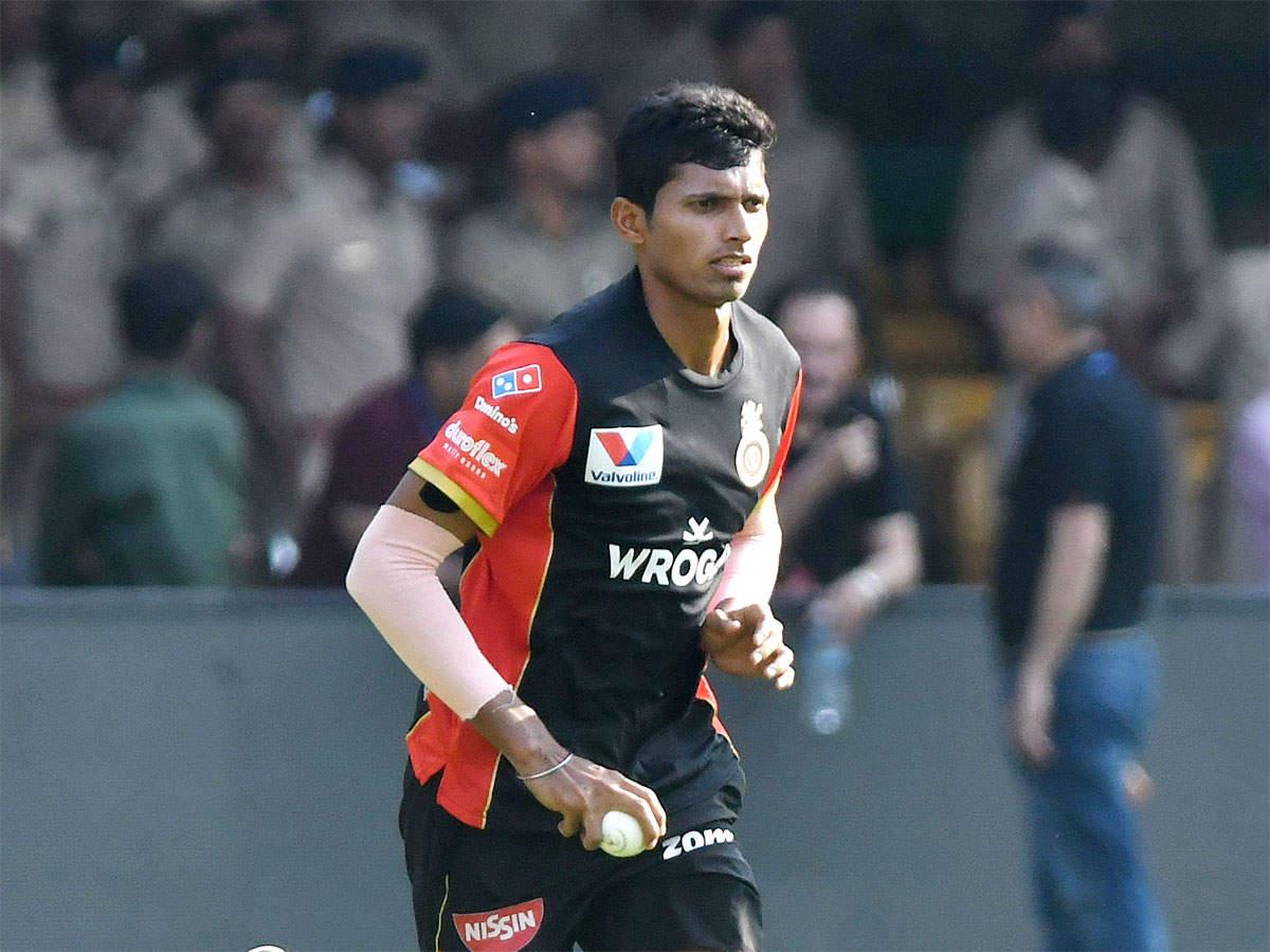 Cork praises speedster Navdeep Saini, sees him as India material | Cricket  News - Times of India