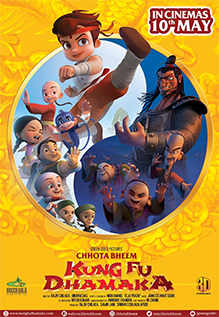 Chhota Bheem Kung Fu Dhamaka Movie Review {3 0/5}: Critic
