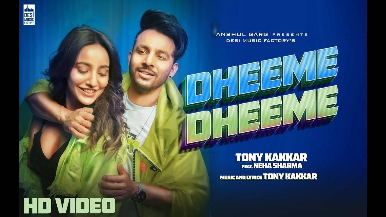 Latest Hindi Song Dheeme Dheeme Sung By Tony Kakkar Featuring Neha Sharma Hindi Video Songs Times Of India
