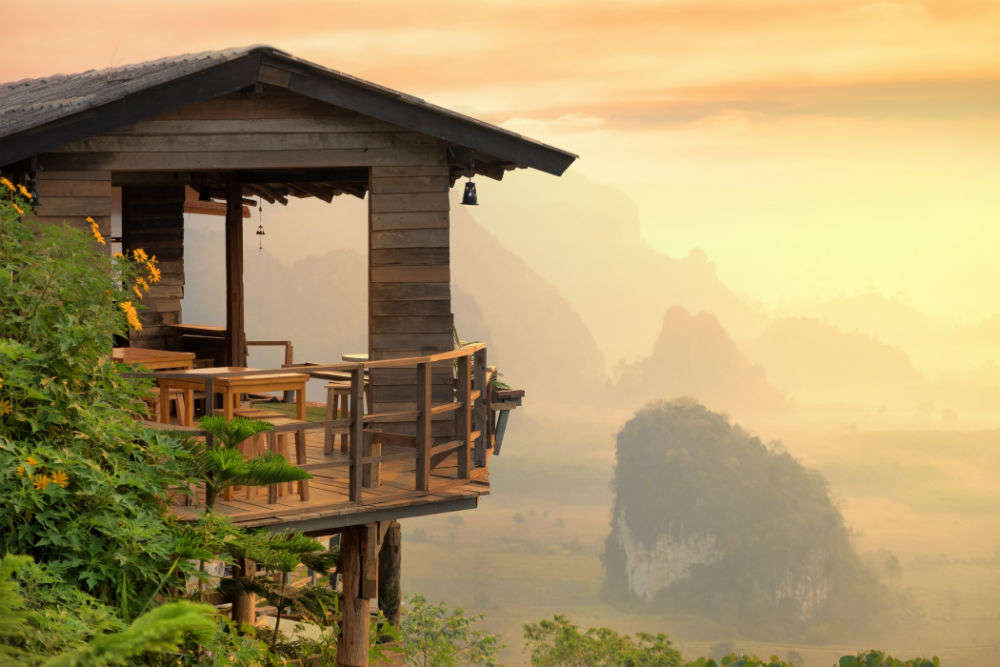 The most stunning cabins in the world
