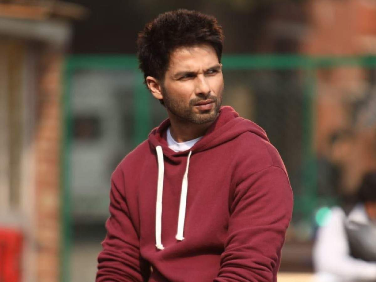 Shahid Kapoor relates his 'Kabir Singh' character as a schizophrenic   Hindi Movie News - Times of India
