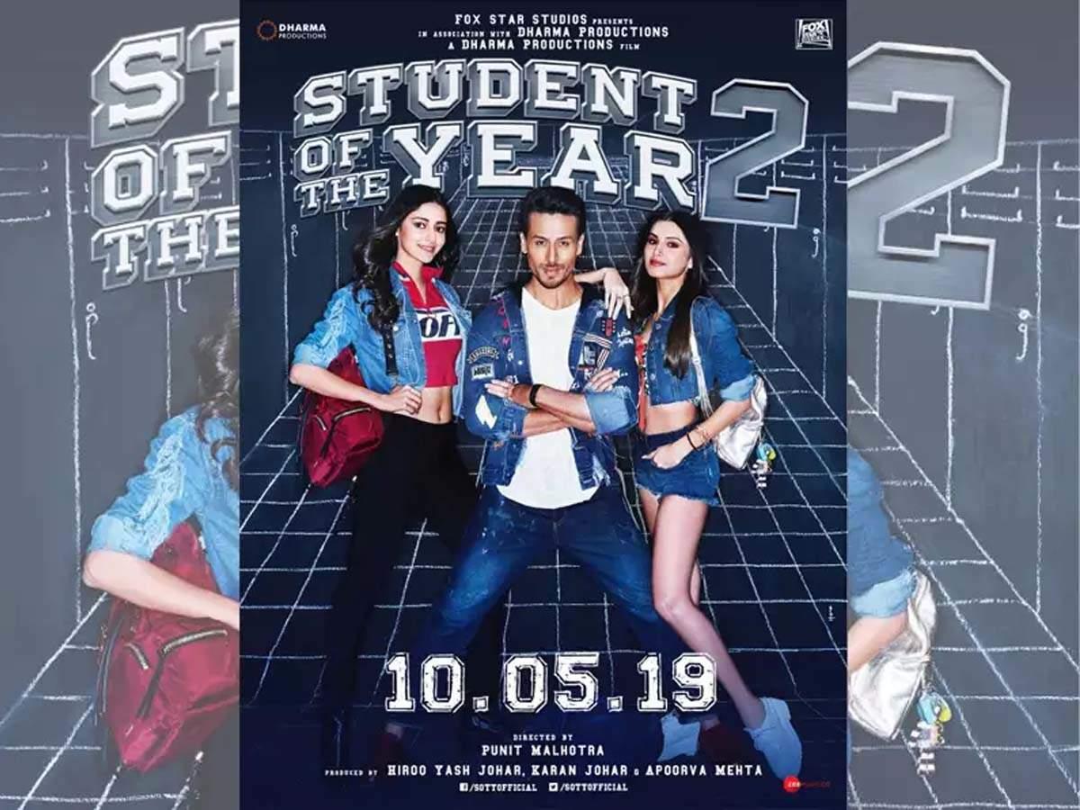 SOTY 2 full movie HD donwload on Tamilrockers, Student of the Year 2