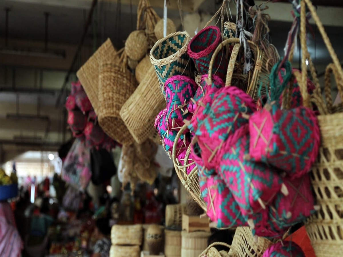 500-year-old all-women market in the heart of Imphal