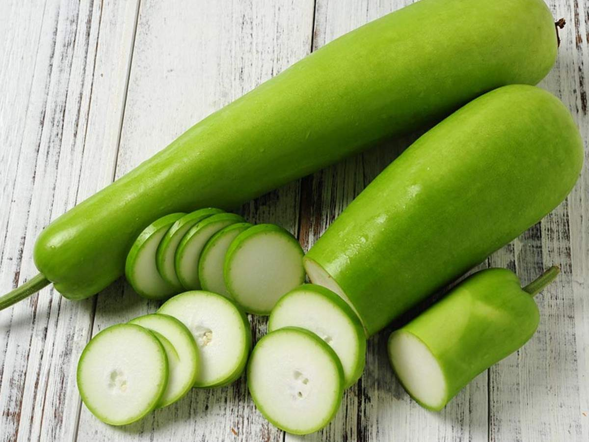 Weight Loss: How lauki (bottle gourd) can help you lose weight  Health Benefits of Bottle Gourd 69297779