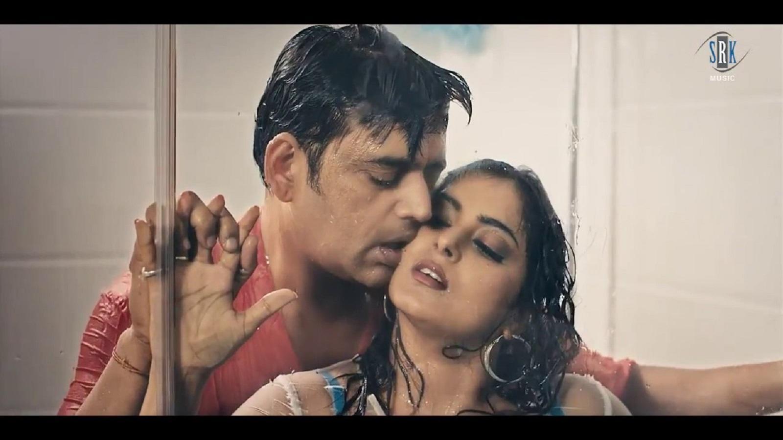 Watch: Bhojpuri song 'Lagale Tu Ang Sajna' Ft  Anjana Singh and Ravi Kishan