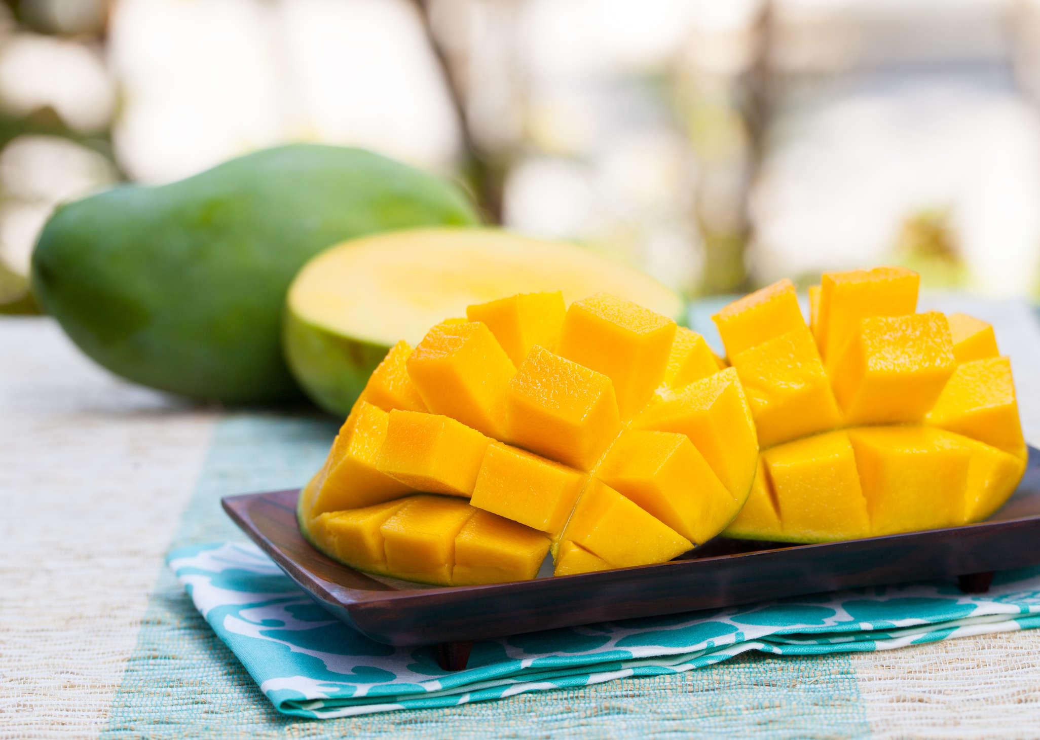mango in a weight loss diet plan