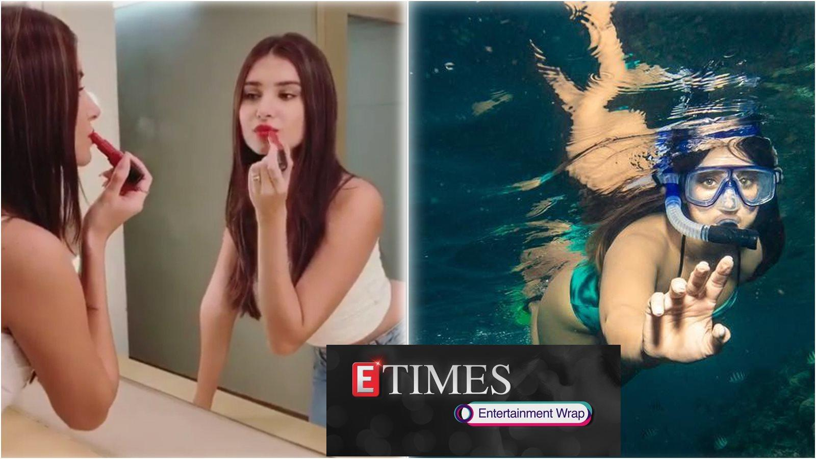 7e55262f5 Ileana D'Cruz shares throwback pics from Fiji vacation; Tara Sutaria gets  all decked up for 'new crush', and more...   Hindi Movie News - Bollywood -  Times ...