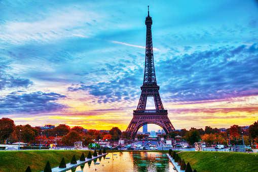 Paris celebrates 130th birthday of Eiffel Tower